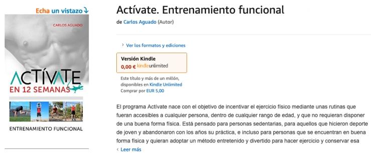 Activate-libro